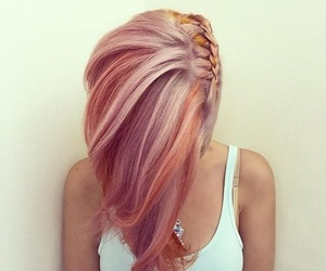 colors, hair style, and hair colors image