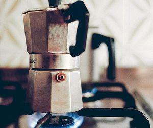 beautiful, beauty, and coffee image