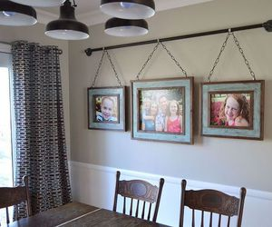 diy, home decor, and picture frames image