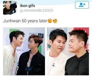 Ikon, meme, and jinhwan image