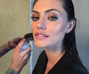 phoebe tonkin, beauty, and makeup image