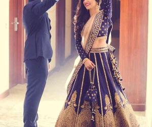 amazing, bride, and indian image