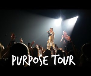 purpose, bieber, and video image