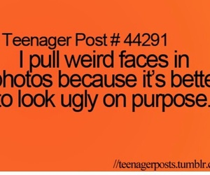 teenager post, post, and text image