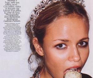 ice cream, model, and Natasha Poly image
