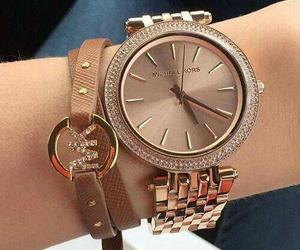 Michael Kors, accessories, and watch image