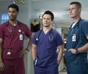 doctors, nurse, and the night shift image