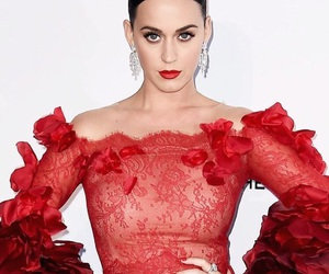 katy perry, cannes, and red image
