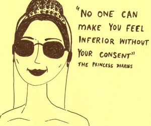 princess diaries and quote image