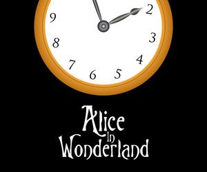 alice, alice in wonderland, and alice através do espelho image