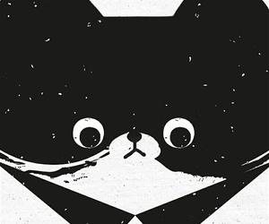 animals, art, and baby cat image