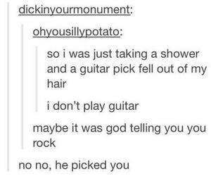 funny, puns, and tumblr image