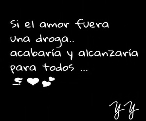 amor, b&w, and frases image