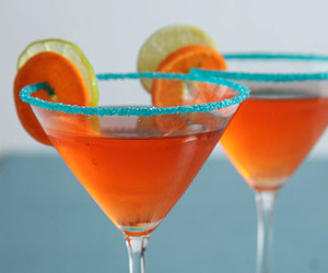 drink, Cocktails, and food image