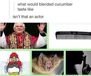 funny, benedict cumberbatch, and name image