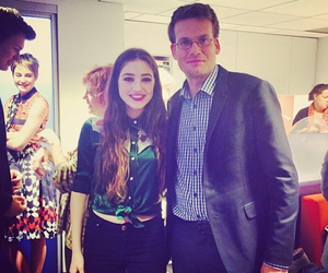 author, birdy, and john green image