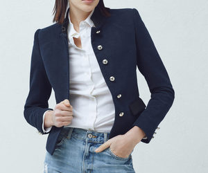 fashion, inspiration, and navy image