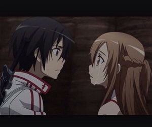 anime, asuna, and sword art online image