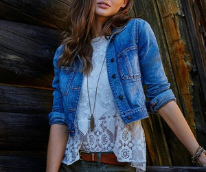 casual, girly, and fashion image