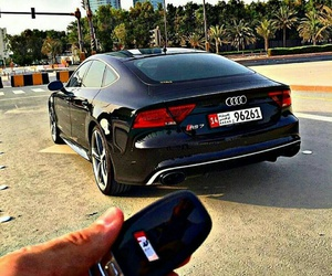 audi, car, and voiture image