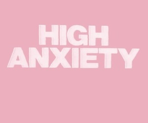 pink, anxiety, and grunge image