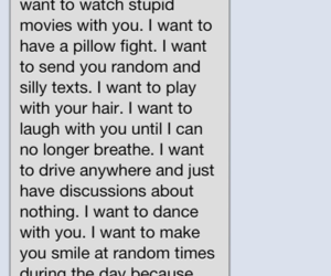 adorable, iphone text, and love image