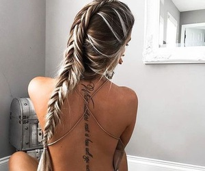 <3, alternative, and hairstyle image