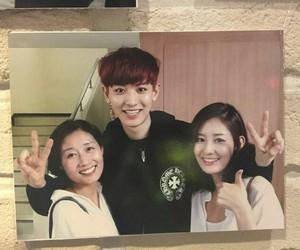 chanyeol, exo, and happy virus image