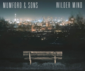mumford and sons, music, and wilder mind image