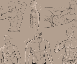 anatomy, boys, and references image