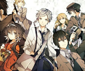 bungou stray dogs and anime image