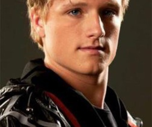 peeta mellark, the hunger games, and josh hutcherson image