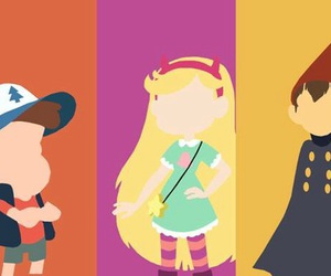 finn, wirt, and star image