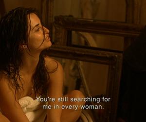 quotes, vicky christina barcelona, and lové image