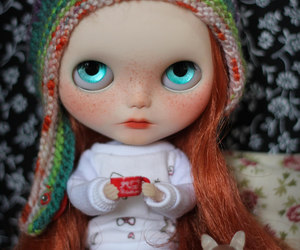 blythe, redhair, and interna image