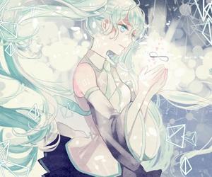 anime girl and anime image