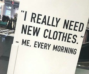 clothes, quotes, and me image