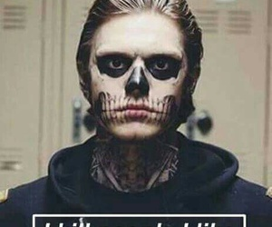 american horror story, kill, and tate image