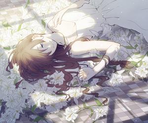 anime girl, anime, and beautiful image