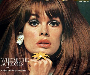 vogue, 60s, and vintage image