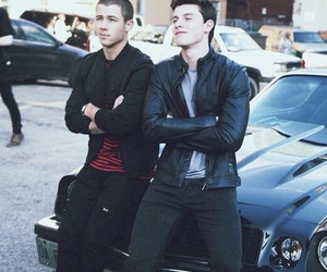 shawn mendes and nick jonas image