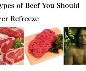 beef, boy, and Marvel image