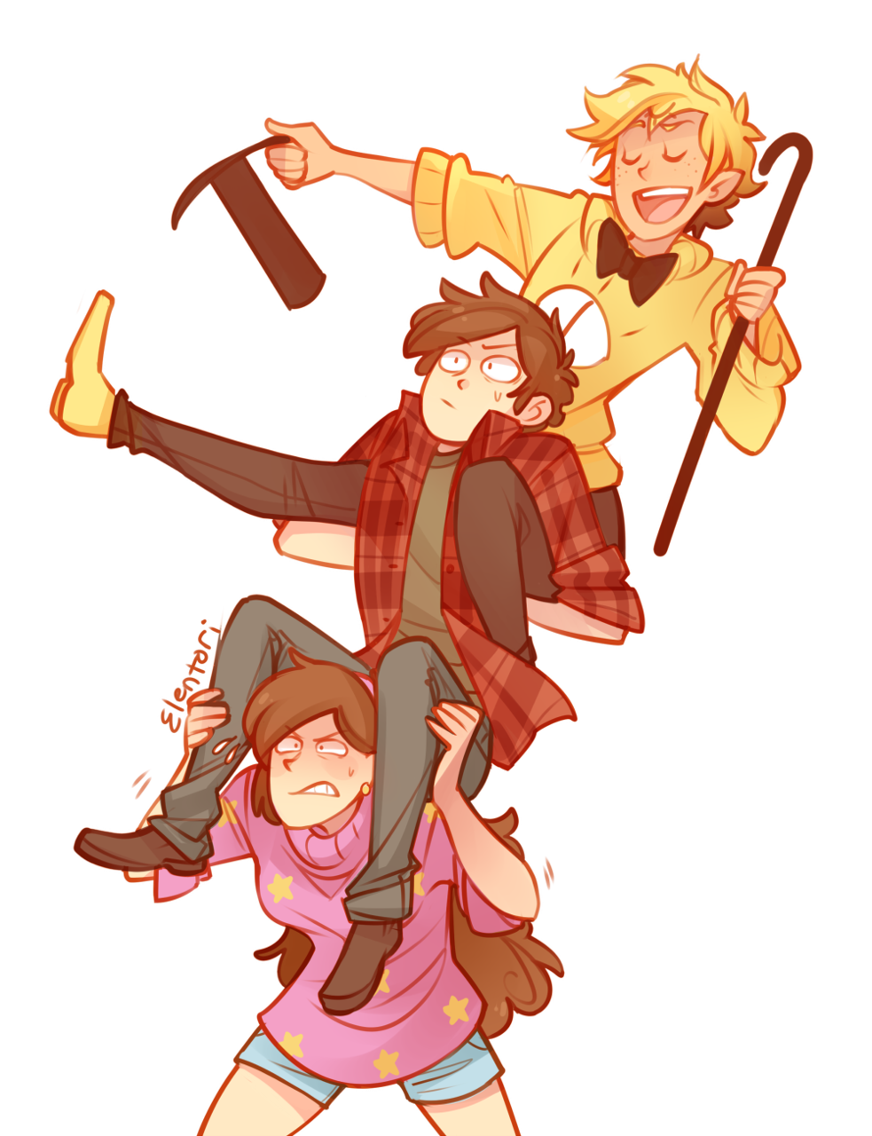26 Images About Willkommen In Gravity Falls On We Heart It See More About Gravity Falls Mabel And Bill Cipher