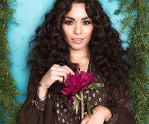 vanessa hudgens, beauty, and flower image