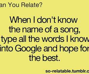 song, google, and funny image