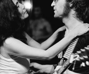love, john lennon, and music image