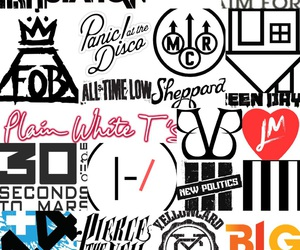 30 seconds to mars, all time low, and alternative image