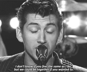 arctic monkeys, love, and song image