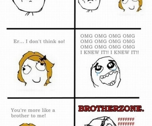 funny, fuuu, and brotherzone image