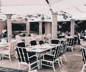 cafe, decor, and design image